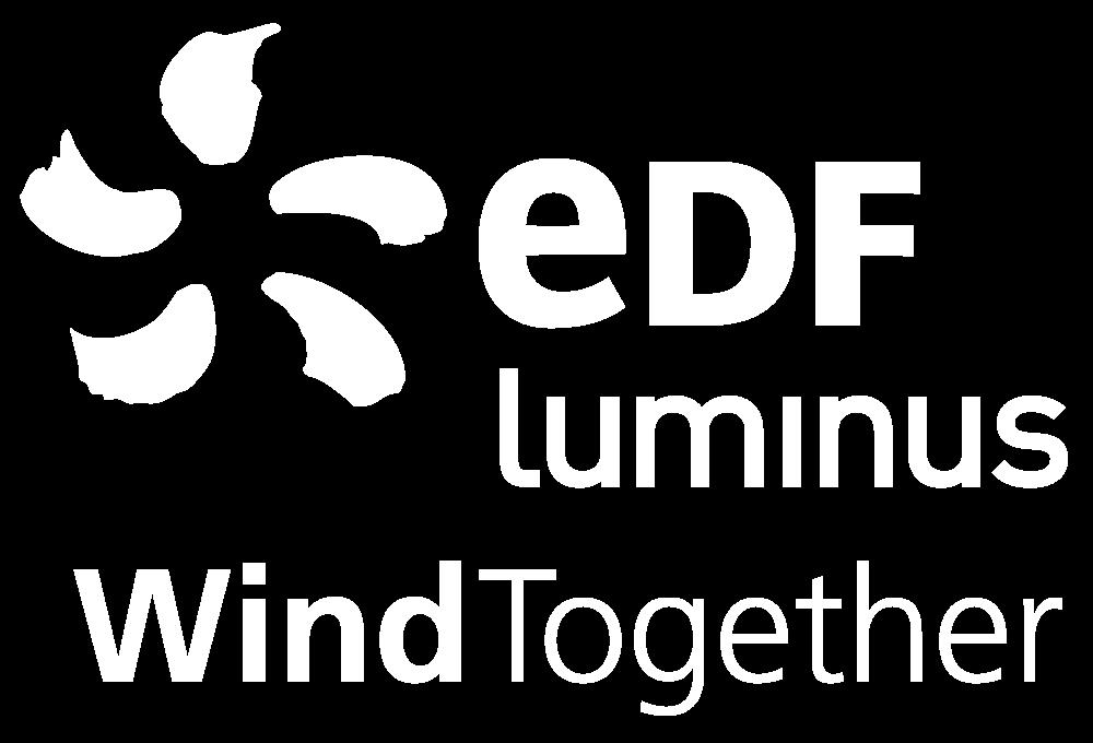 edf luminus wind together